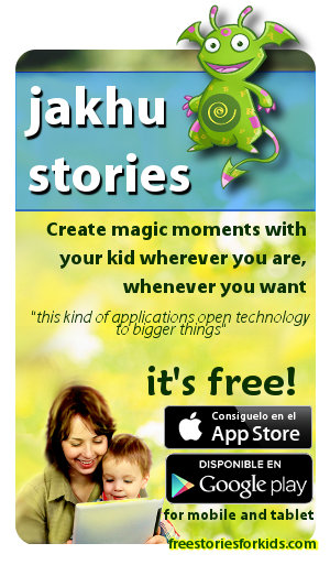 interactive stories app for mobile and tablet